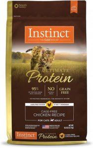 Instinct Ultimate Protein Grain Free Recipe Natural Cat Food