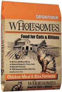 Sportmix Wholesomes Chicken Meal and Rice Formula